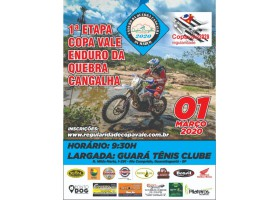 Copa Vale Enduro Quebra Cangalha  2020  etapa 01