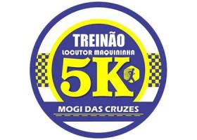 Treinão Locutor Maquininha 5K 2019