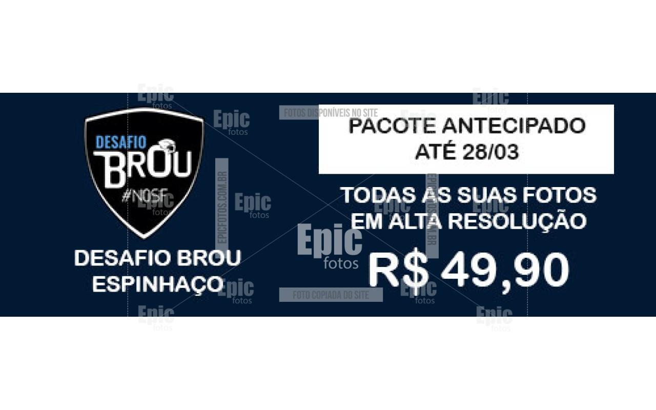Pacote Desafio Brou Espinhaço 2020